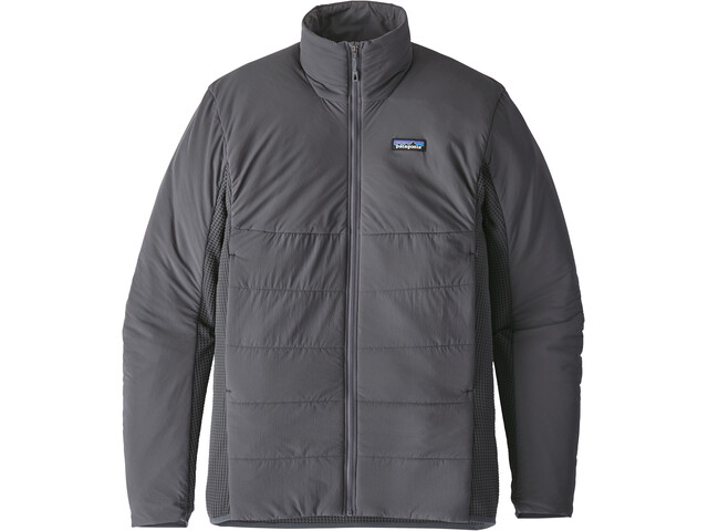 Patagonia Nano-Air Light Hybrid Jacket Herr forge grey